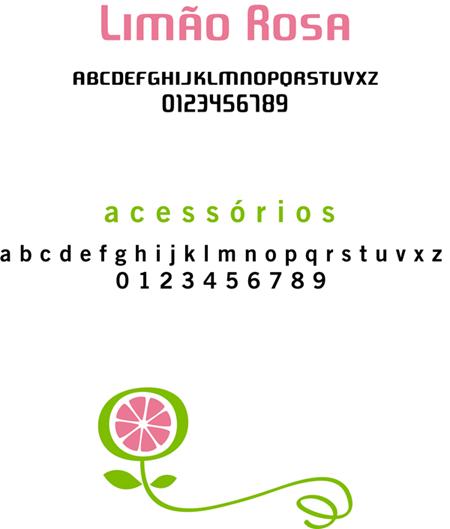 Limão Rosa fontes