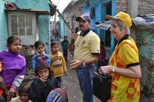 Delhi Camp Summoning Children