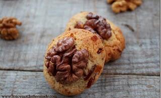 Sablés à la pâte de dattes «ghers»