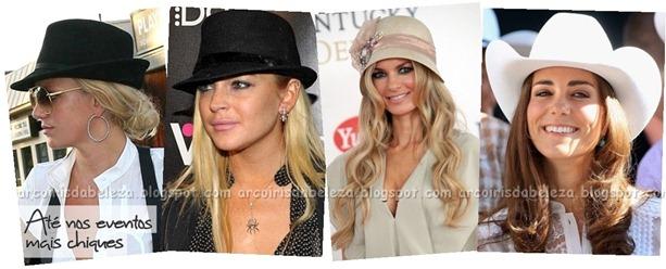 chapéu celebrits - 22