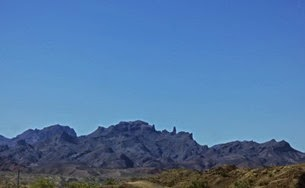 Along highway 95 headed to Lake Havasu