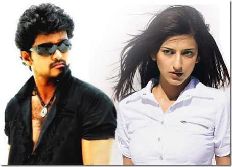 Vijay-Shruthi-Hassan-in-Yogan-615x443
