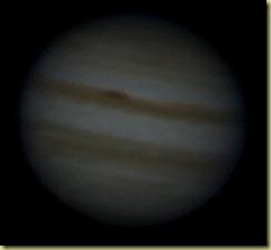 15 October 2011 Jupiter Barlow 21 50 BST