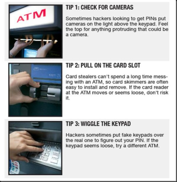 easy way to rob atm machine