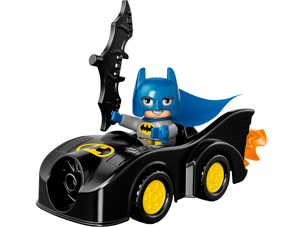 lego duplo batman joker instructions