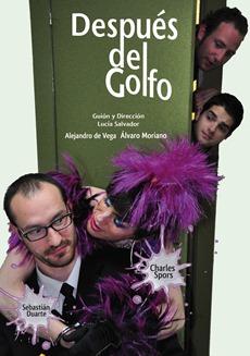 Poster Después del golfo