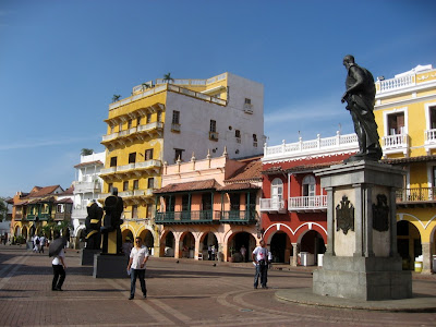 Plaza de los Coches - Cartagena