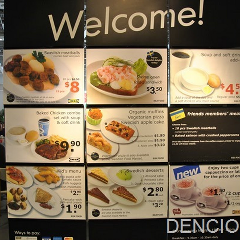 Please Bring The Ikea Food Service To Manila Denciocom