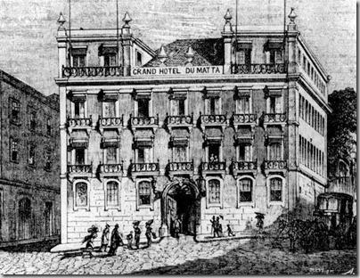 Grand Hotel du Matta (Chiado) 1779