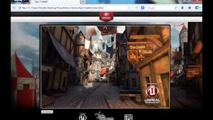 Epic Citadel su Firefox 23