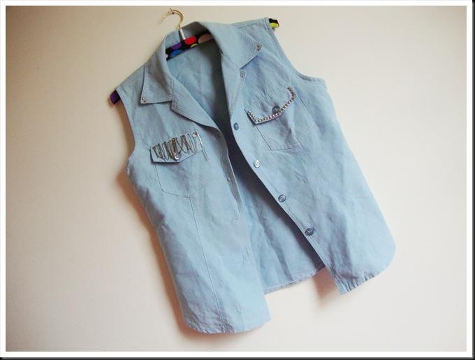 lifestylefun DIY vest