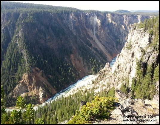 012GrandCanyon OfYellowstone River