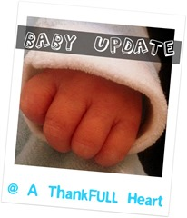 baby hand