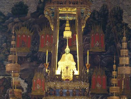 Imagini Bangkok: Buda de Smarald