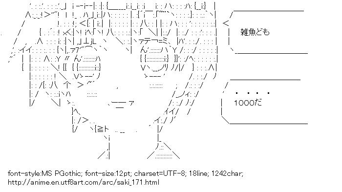 Saki,Miyanaga Saki