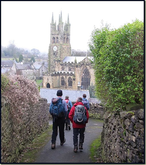 Tideswell's 'Cathedral of the Peak'