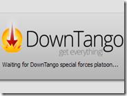 DownTango semplice download manager per Windows che si integra col browser
