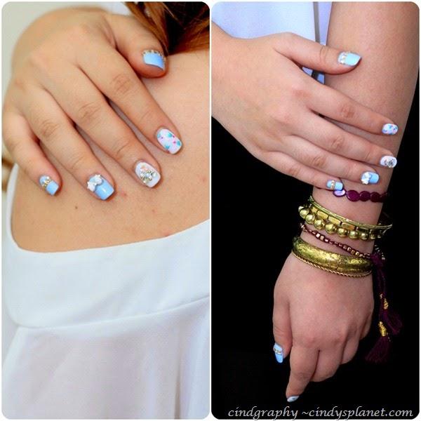 BeeQ Nails gel manicure