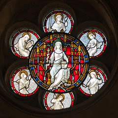 Dublin_Christ_Church_Cathedral_Passage_to_Synod_Hall_Window_Seven_Gifts_of_the_Holy_Spirit_2012_09_26