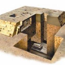 04 - Esquema de una mastaba