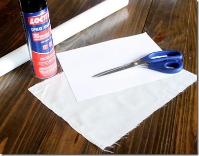 DIY fabric printing