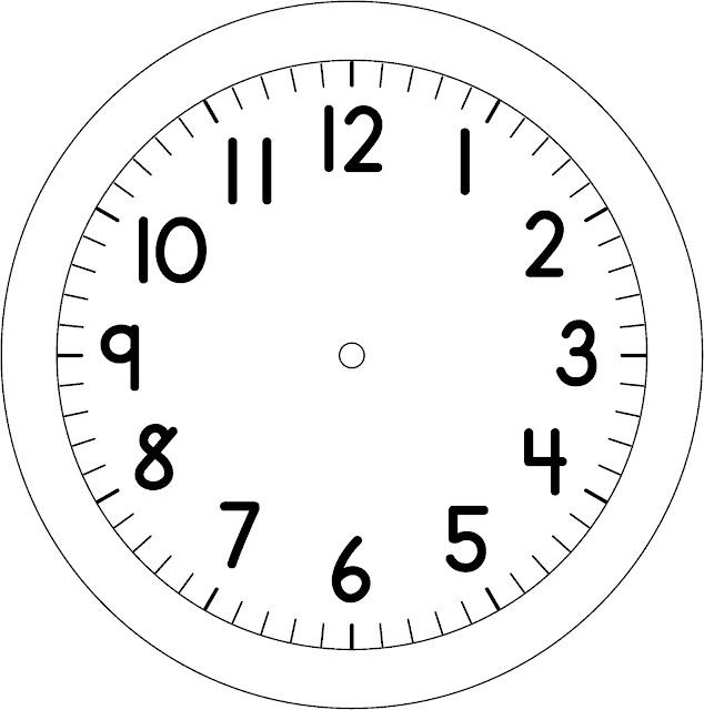 Relojes imprimir imagui - Dibujos de relojes para imprimir ...