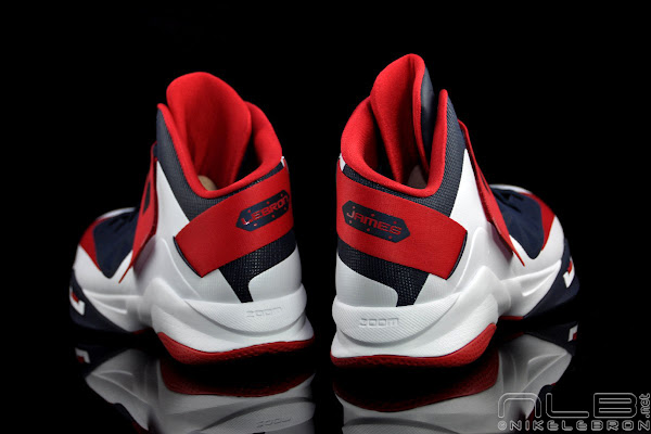 The Showcase Soldier VI USA Basketball 8211 LeBron8217s First 13 oz