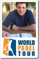 Entrevista a Raúl Arias, Presidente de la AJPP. El futuro del pádel pasa por World Padel Tour.