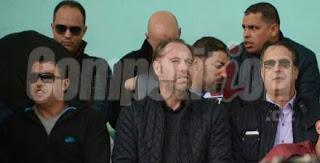 JSK : Wallemme défend Mekkaoui : «Il ne faut pas oublier qu'il a aidé l'équipe quand elle était en difficulté»