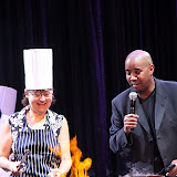 Star Chef Sue Starts Playing With Fire In The Cooking Challenge - Celebrity Summit