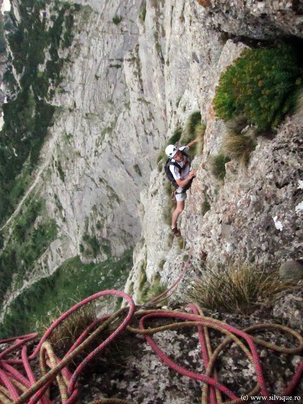 2013.06.22 - Costila - Traseul Lespezi 5A, 6+, 5 A0, 10lc