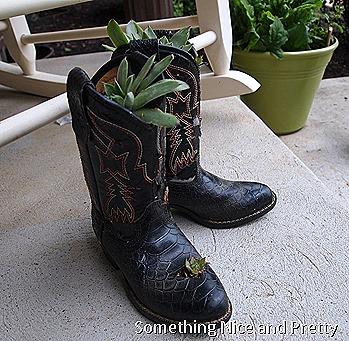 cowboy planter 001