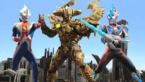 Hình Ảnh Ultraman Ginga S