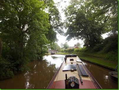 001  Approaching Audlem Top Lock