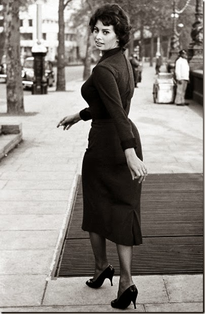 Sophia-Loren---1957---London