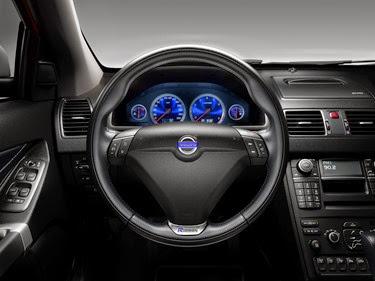 XC90 Dash & Steering