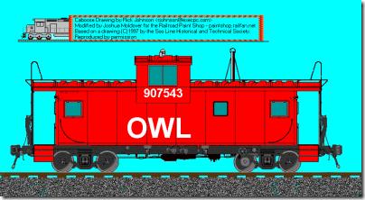 OWL REDcaboose1