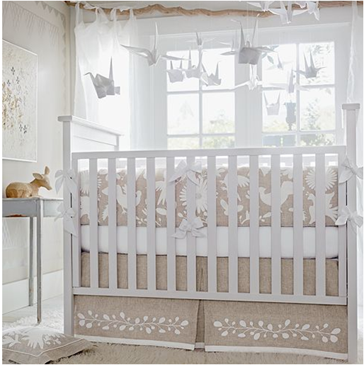 2.3.10 Neutral Nursery Bedding Serena And Lily Neutral Nursery Ideas