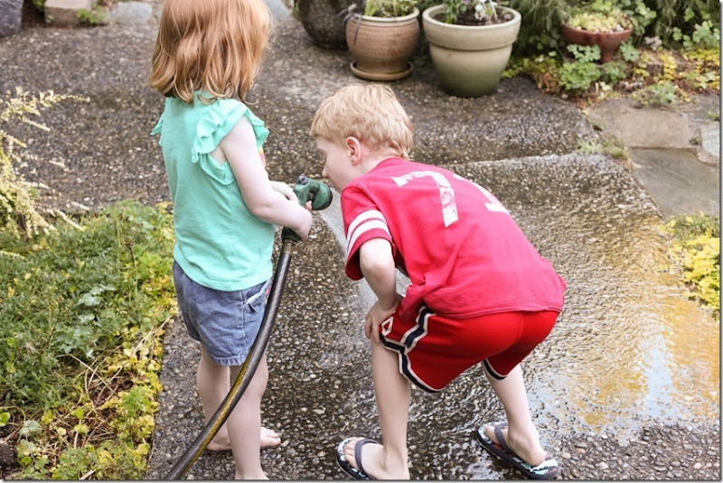 kids drinking from the hose (2)-small
