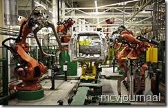 Productie Dacia Lodgy 14