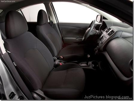 Nissan Versa Sedan 8