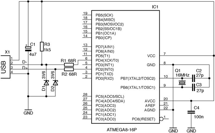 Cooper Maa: v-usb for arduino USBKeyboard