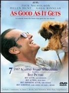 As Good as It Gets - poster