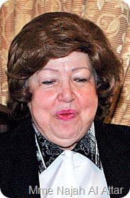 Mme Najah Al Attar