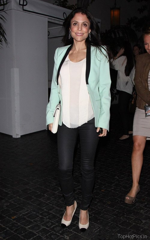 Bethenny Frankel Latest Pics in Skinny Clothes 8
