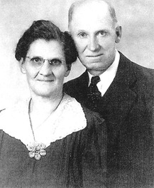 Charles William Pulsipher (b. 1886) & Annie Hutchison Brown (b. 1887)