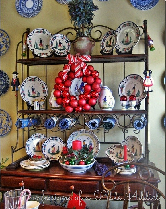 CONFESSIONS OF A PLATE ADDICT A Country French Christmas