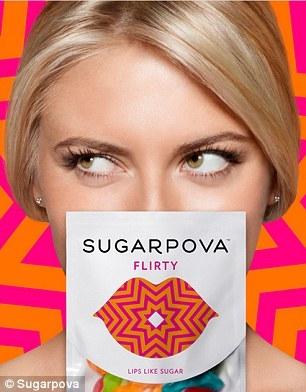 Sugarpova - конфеты от теннисистки Шараповой