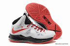 lbj10 fake colorway miami home 1 02 Fake LeBron X