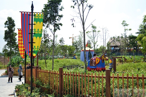 royal joust 2 legoland malaysia